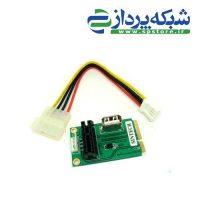 PCI-E express X1 to Mini PCI-E Adapter card