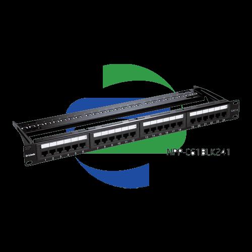 پچ پنل دی-لینک مدل NPP-C61BLK241
