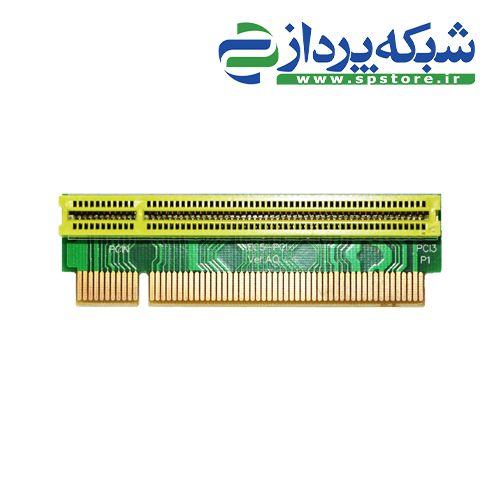 PCI riser card 1U 32 bits